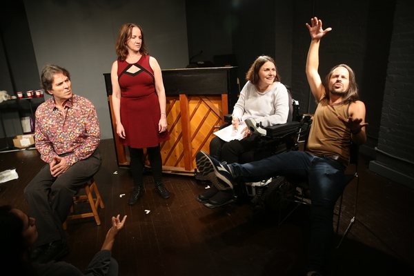 Photos: Theater Breaking Through Barriers Presents BRECHT ON BRECHT