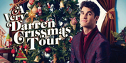 A VERY DARREN CRISSMAS ALBUM Out Today; Tour to Begin December 3 Photo