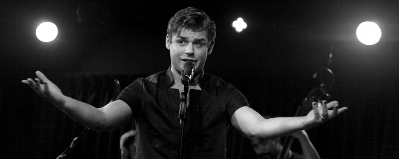 Photo Flash: Garrett Clayton Plays New York City In Guest Appearance At SWINGIN' WITH THE MOUSE: VILLAINS!