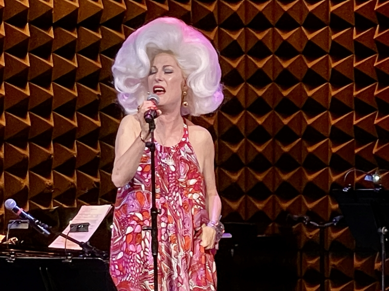 BWW Review: Justin Vivian Bond Is Magnificent IN STORMING THE GLAMPARTS at Joe's Pub