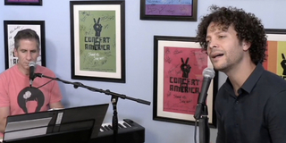 VIDEO: Go Inside Soundcheck For Justin Guarini On THE SETH CONCERT SERIES Photo
