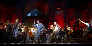 BWW Review: Gorgeous HADESTOWN Brings the Power of Mythology to Life at the Peace Center Photo