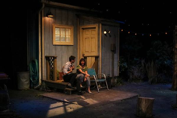 Photos: First Look at HEROES OF THE FOURTH TURNING At BLUEBARN Theatre