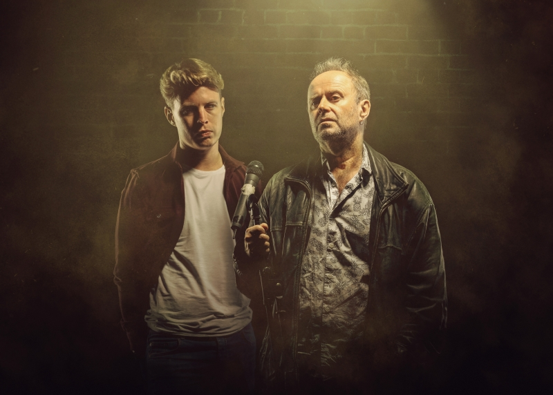 Photo/Video: First Look at the World Premiere Of BROKEN LAD at Arcola Theatre