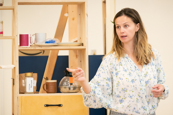 Photos: Inside Rehearsals for 'NIGHT MOTHER Starring Stockard Channing and Rebecca Night