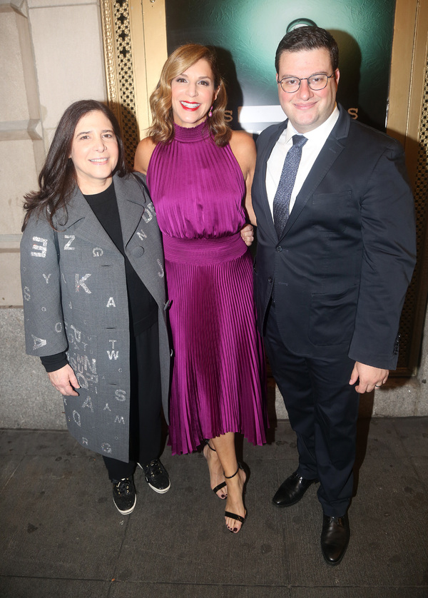 NEW YORK, NEW YORK - OCTOBER 11:  Producers Dori Berinstein, Sally Horchow and Matt R Photo