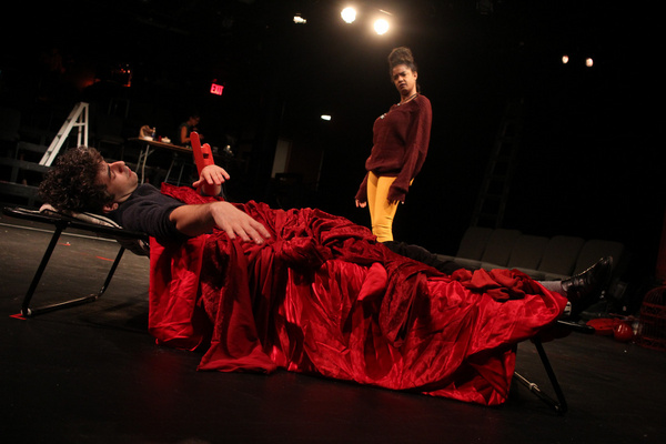 Photos: spit&vigor Presents World Premiere of HIT YOUR MARK, DIE BEAUTIFUL at The New Ohio Theatre