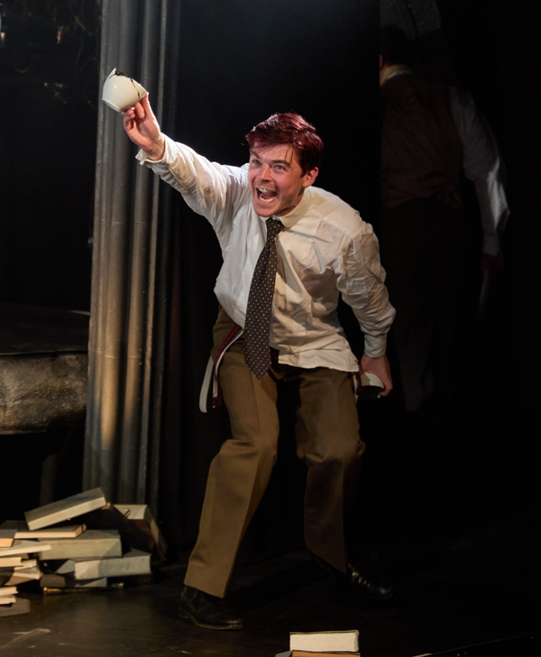 Photos: First Look at INTO BATTLE at Greenwich Theatre