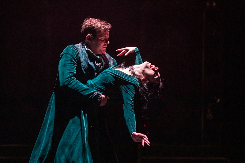 BWW Review: THE MADNESS OF POE at Synetic Theater