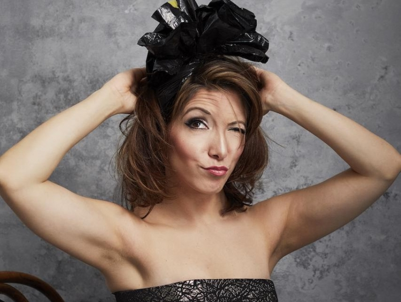 Christina Bianco To Take Final Birdland Bow In Two Days Time With A LOT TO UNPACK October 15 & 16