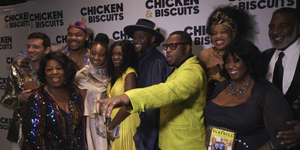 Go Inside Opening Night of CHICKEN & BISCUITS on Broadway! Video
