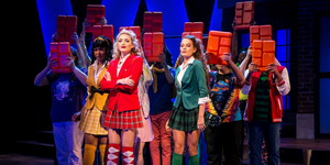 BWW Review: HEATHERS Packs a Punch from Actor's Express and Oglethorpe University Photo
