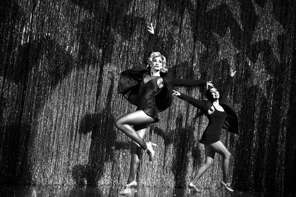 Bianca Marroquin and Ana Villafane Photo