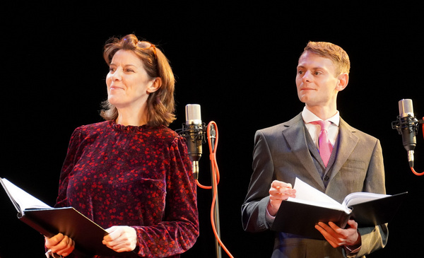 Photos: First Look At MAGGIE & TED At The Yvonne Arnaud Theatre