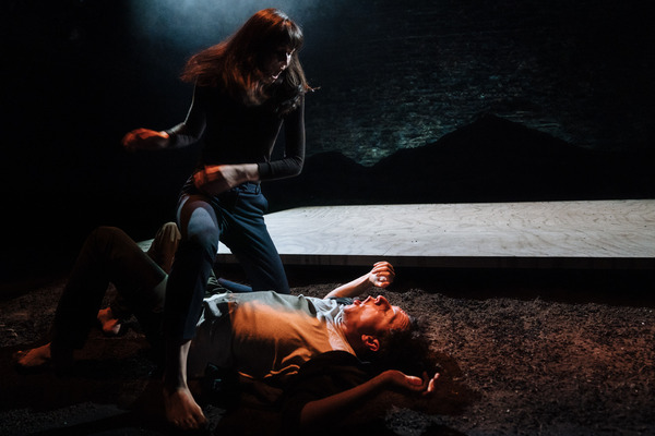 Photos: First Look at LOVE AND OTHER ACTS OF VIOLENCE at Donmar Warehouse