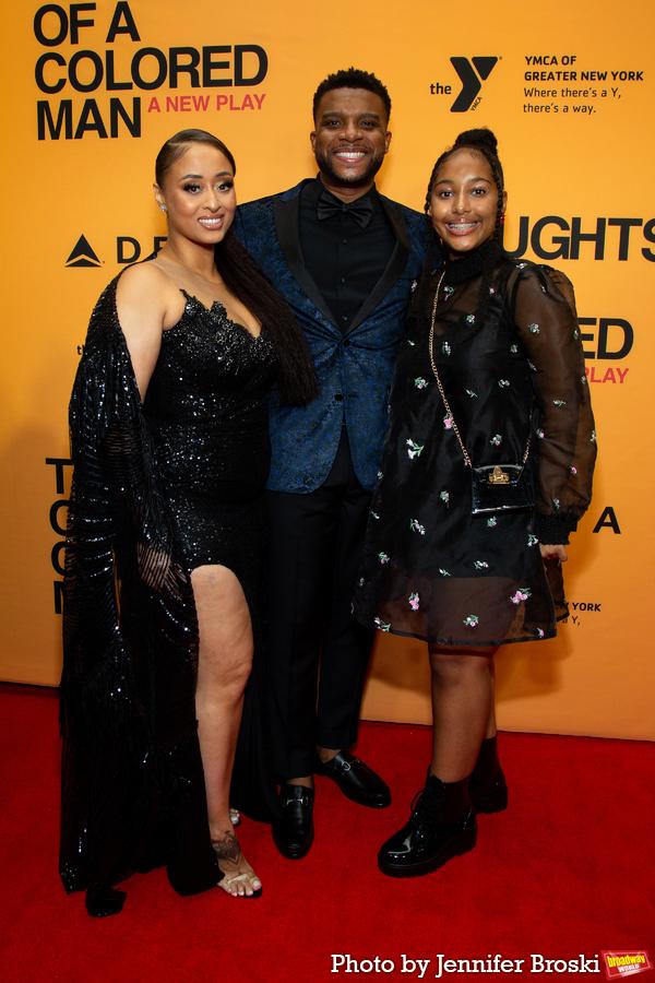 Keenan Scott II and family Photo