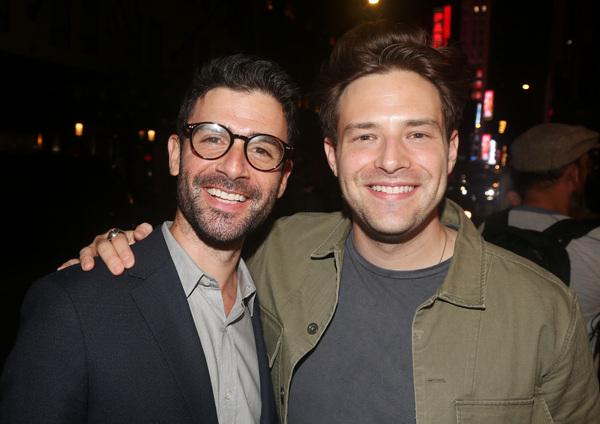Adam Kantor and Ben Rappaport Photo