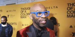 Go Inside THOUGHTS OF A COLORED MAN's Opening Night! Video