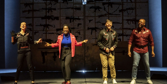 BWW Review: WHITE NOISE, Bridge Theatre Photo