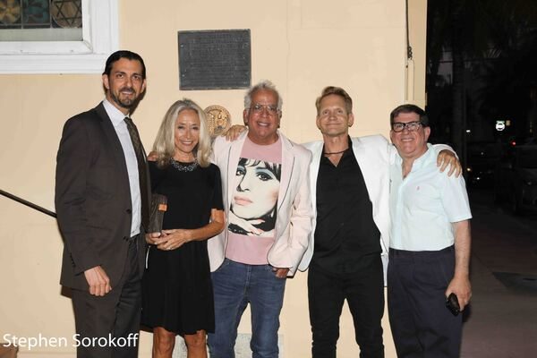 Ariel Roman-Harris, Counsulate General of Israel in Miami, Eda Sorokoff, RJA,David Se Photo