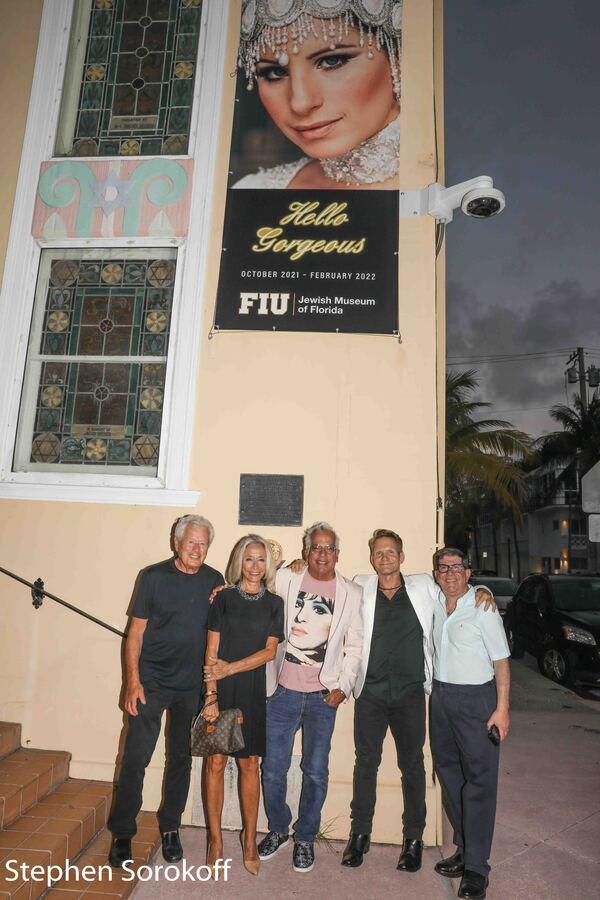 Stephen Sorokoff, Eda Sorokoff, Richard Jay-Alexander, David Sexton, Steve Rothaus Photo