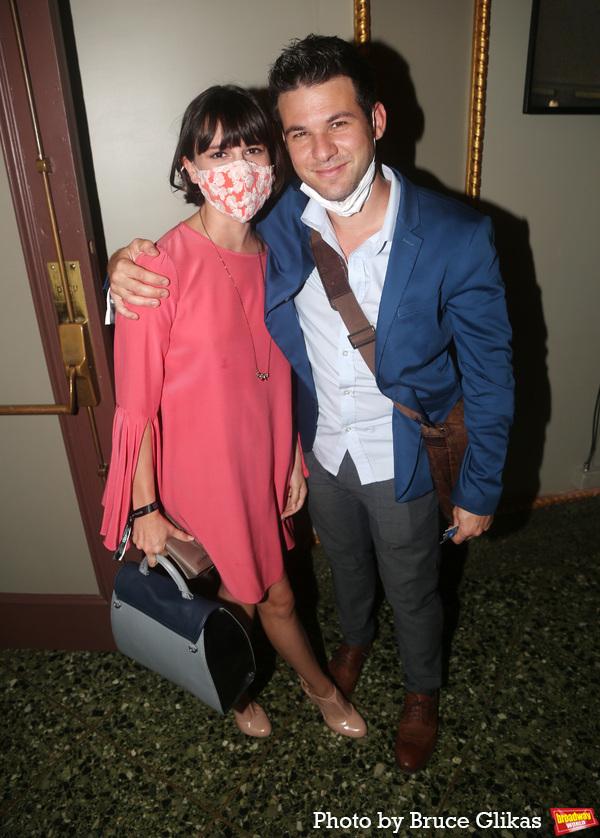 Alexandra Socha and Etai Benson Photo
