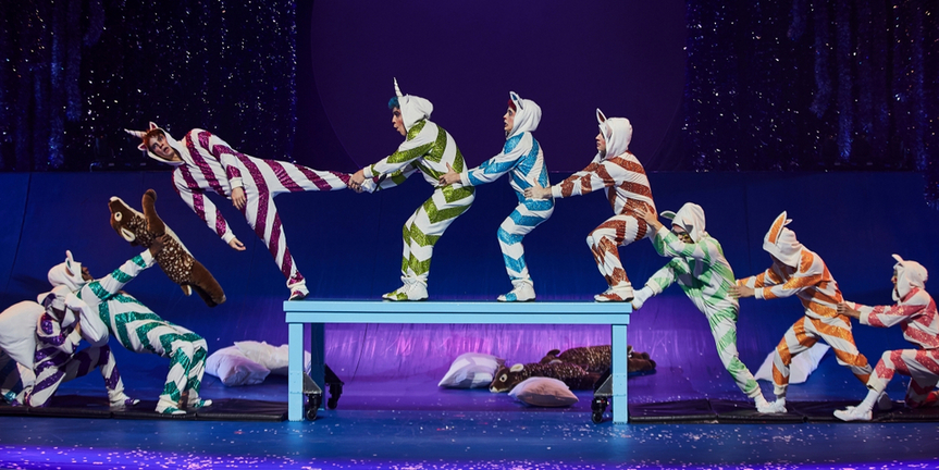 Cirque du Soleil's 'TWAS THE NIGHT BEFORE… to Return to the Chicago Theatre Photo
