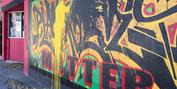 Black Lives Matter Mural At Capital Stage Vandalized Photo
