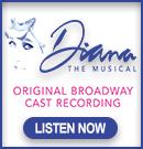 Diana Original Cast Recording Special Offer
