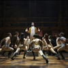 BWW Review: Mask UP! HAMILTON Lights Up the Stage as Live Theatre Returns to Broadway San Photo