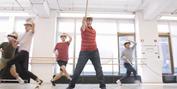 VIDEO: Inside Rehearsal For TREVOR: THE MUSICAL Photo