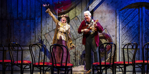 BWW Review: THE CHAIRS at Shakespeare & Company Photo