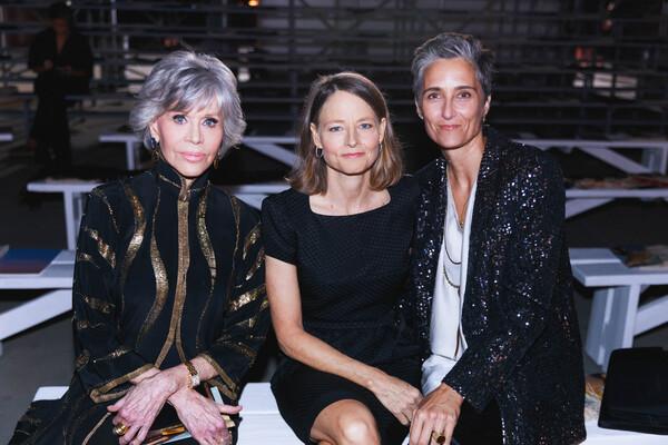 Jodie Foster, Jane Fonda, Alexandra Hedison Photo