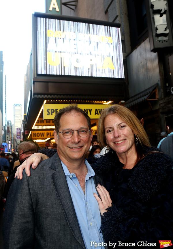 Kurt Deutsch and Rachel Martin Photo