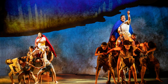 Photos: THE PRINCE OF EGYPT is Now Starring Oliver Lidert andNardia Ruth Photo
