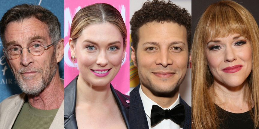 Briga Heelan and Justin Guarini Will Lead Broadway-Bound ONCE UPON A ONE MORE TIME at Shak Photo
