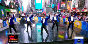 Watch the Cast of AIN'T TOO PROUD Perform on GMA Video