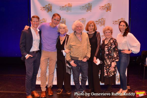 Jeff Kready, Howard McGillin, Mimi Turque (Book/Lyrics), Austin Pendleton (Director), Photo
