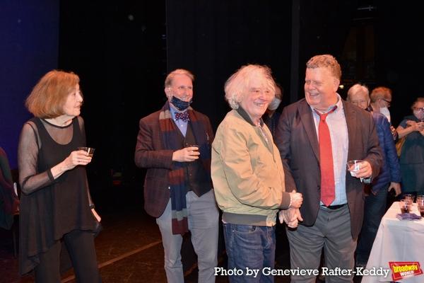 Nancy Ford, Evans Haile, Austin Pendleton and James Morgan Photo