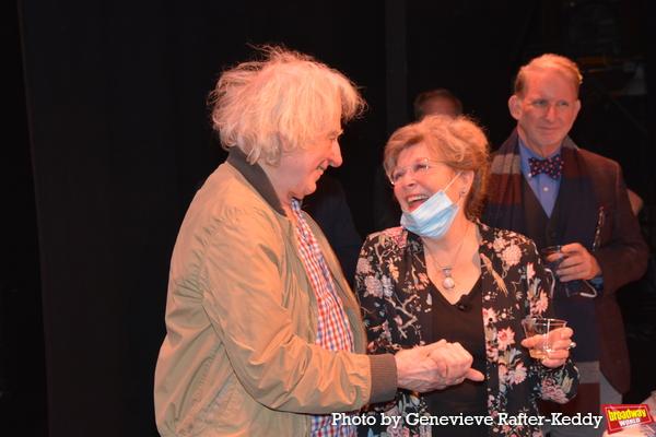 Auston Pendleton and Anita Gillette Photo