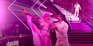 VIDEO: Watch the Performances from GREASE Night on DANCING WITH THE STARS Photo
