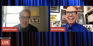 New 42 President & CEO Russell Granet Visits Backstage LIVE with Richard Ridge Video