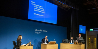 BWW Review: VALUE ENGINEERING SCENES FROM THE GRENFELL INQUIRY, The Tabernacle Photo