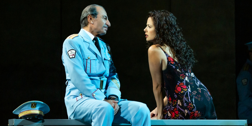 Photos: First Look at Janet Dacal and Sasson Gabay & More in THE BAND'S VISIT National Tou Photo