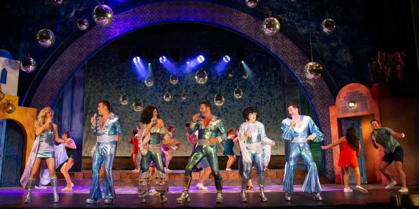 BWW Review: MAMMA MIA! at 5-Star Theatricals Photo