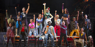 BWW Review: RENT Welcomes Audiences Back to the Fisher Theatre With Electrifying Performan Photo