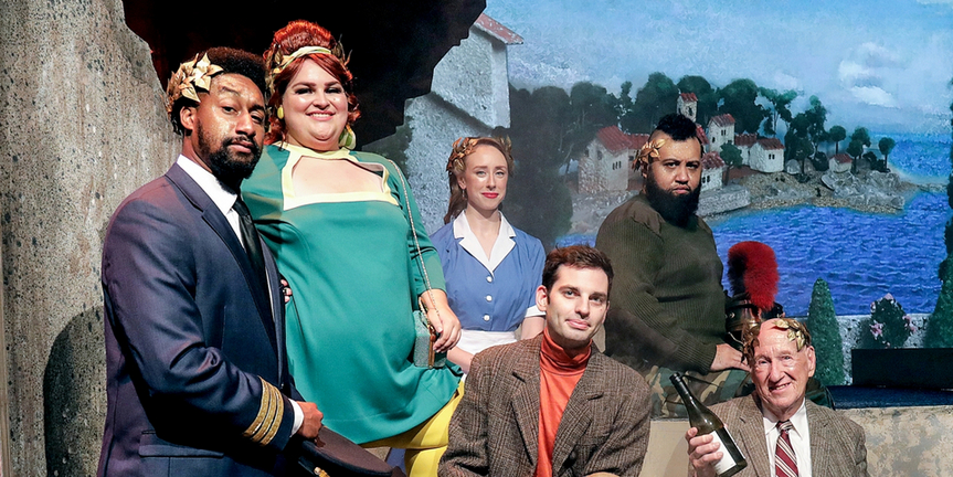 BWW Review: ESCAPING THE LABYRINTH at Des Moines Playhouse Photo