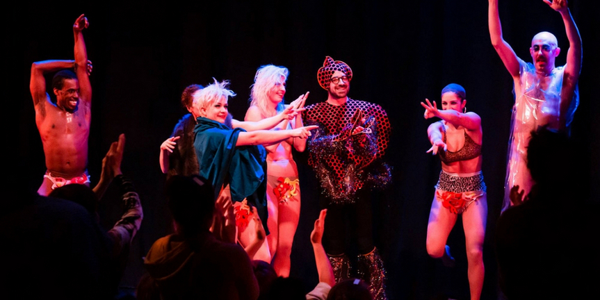 Absurdist Theatre Company Visceral Abstractions Will Open Work-In-Progress Season Tonight Photo