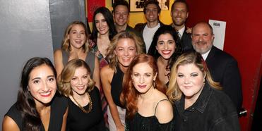 Photos: Kate Rockwell, Erika Henningsen, and More Celebrate Broadway Booker At Birdland Photo