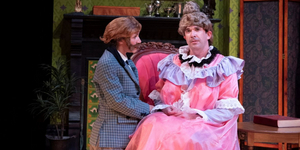 BWW Review: THE MYSTERY OF IRMA VEP at Omaha Community Playhouse Photo